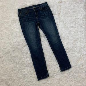 Lucky Brand Lolita Skinny Dark Wash Jean